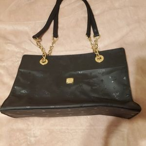MCM large tote  ###Sold###